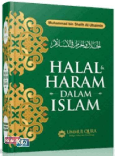 Cover Buku Halal & Haram Dalam Islam (Versi Ummul Qura)