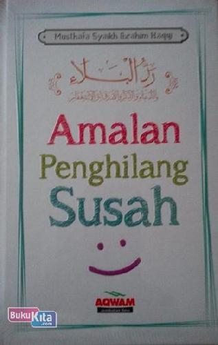 Cover Buku Amalan Penghilang Susah