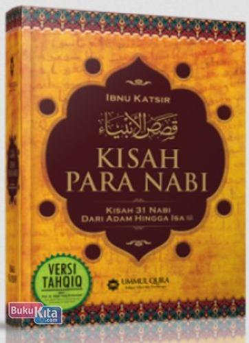 Cover Buku Kisah Para Nabi - Kisah 31 Nabi Dari Adam Hingga Isa