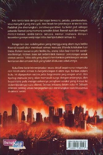 Cover Belakang Buku Malapetaka dan Fitnah Akhir Zaman