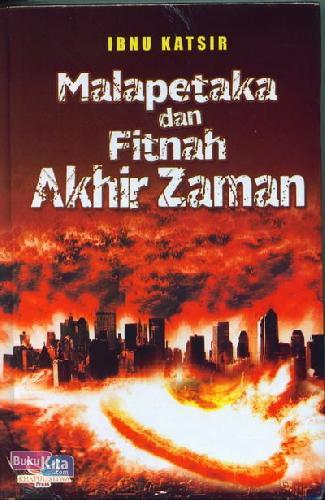 Cover Buku Malapetaka dan Fitnah Akhir Zaman