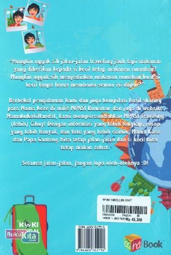 Cover Belakang Buku MPASI Travelling Cihuy! (Edisi Baru)