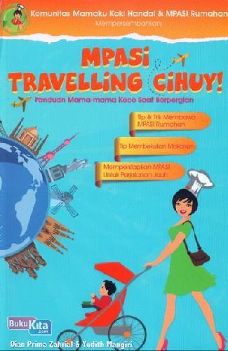 Cover Buku MPASI Travelling Cihuy! (Edisi Baru)