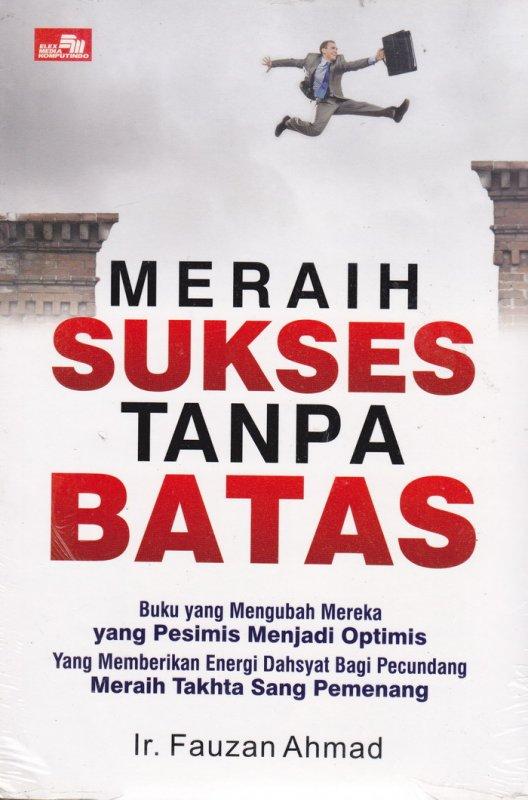 Cover Buku Meraih Sukses Tanpa Batas