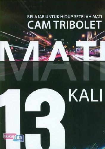 Cover Buku Mati 13 Kali