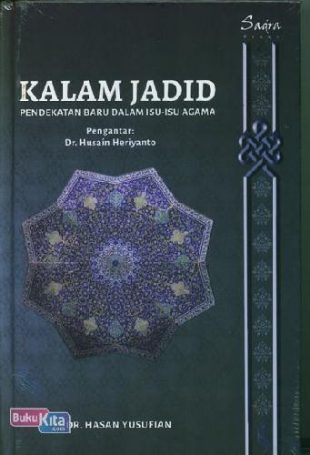 Cover Buku Kalam Jadid