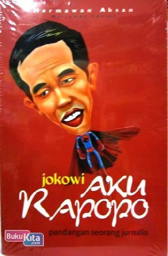 Cover Buku Jokowi Aku Rapopo