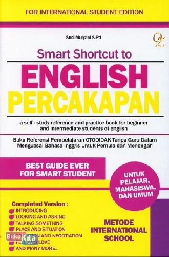 Cover Buku Smart Shortcut to English Percakapan