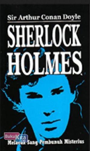 Cover Buku Sherlock Holmes: Melacak Sang Pembunuh Misterius