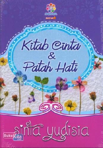 Cover Buku Kitab Cinta & Patah Hati