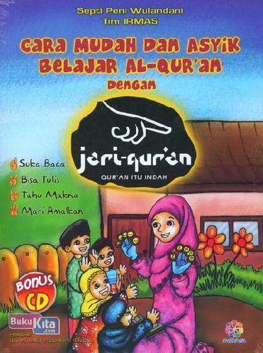 Cover Buku Cara Mudah dan Asyik Belajar AL-Qur