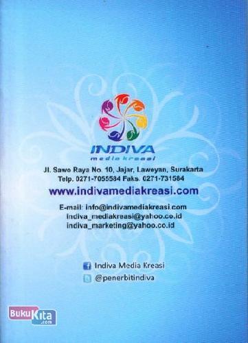 Cover Belakang Buku Kumpulan Juz 30. 29. 28 Hadits Arbain & al-Matsurat