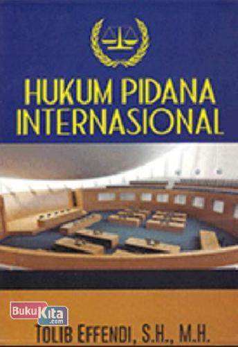 Cover Buku Hukum Pidana Internasional