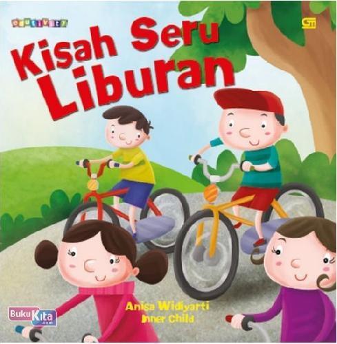 Cover Buku Kisah Seru Liburan