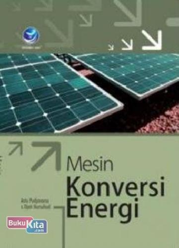 Cover Buku Mesin Konversi Energi