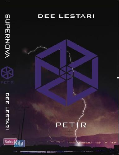 Cover Buku Supernova #3: Petir - New