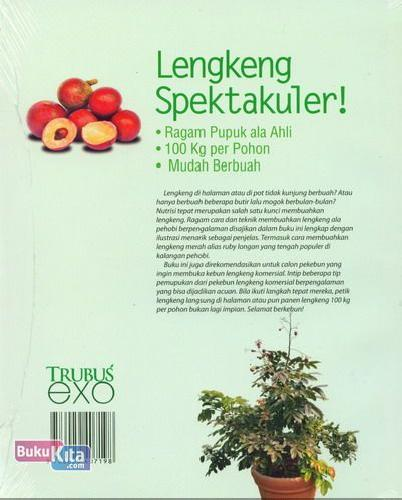 Cover Belakang Buku EXO Lengkeng Spektakuler
