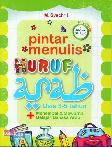 Pintar Menulis Huruf Arab Usia 3-5 tahun