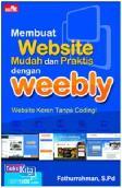 Membuat Website Mudah & Praktis Dengan Weebly