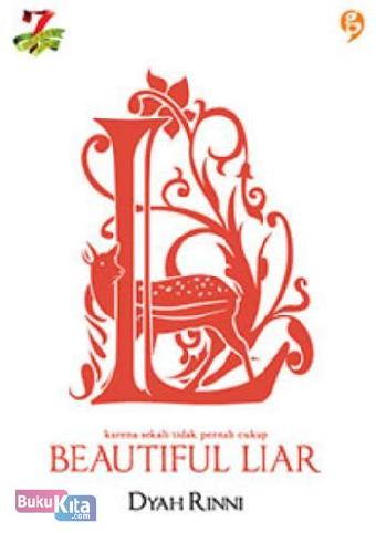 Cover Buku Beautiful Liar