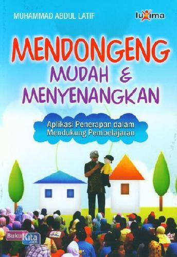 Cover Buku Mendongeng Mudah dan Menyenangkan