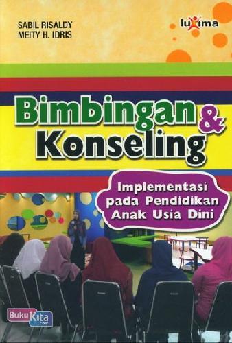 Cover Buku Bimbingan dan Konseling Implementasi pada PAUD