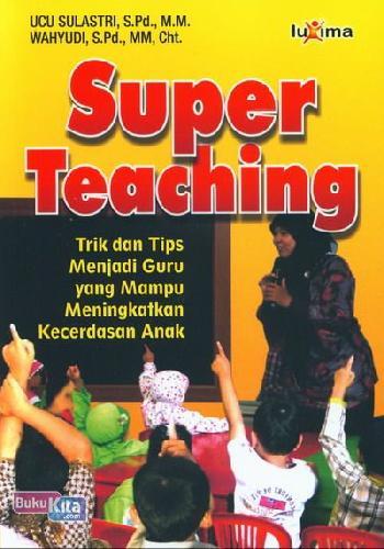 Cover Buku Super Teaching