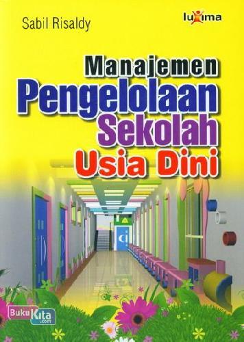 Cover Buku Manajemen Pengelolaan Sekolah Usia Dini