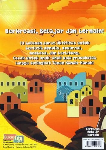 Cover Belakang Buku Belajar Sambil Bermain