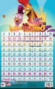 Kuku Rock You: Poster Angka
