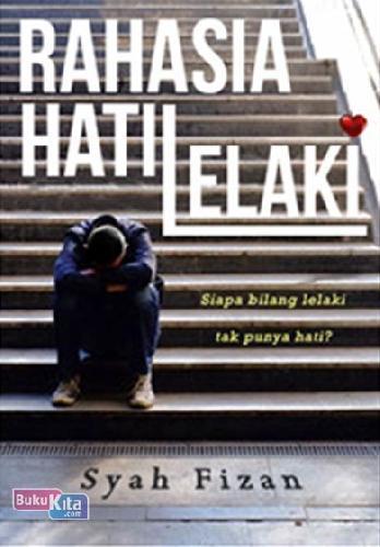 Cover Buku Rahasia Hati Lelaki