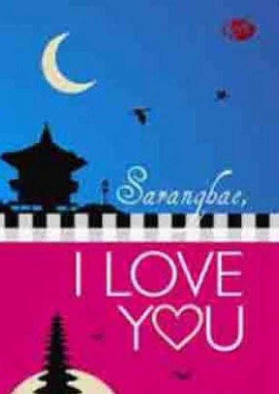 Cover Buku Saranghae. I Love You