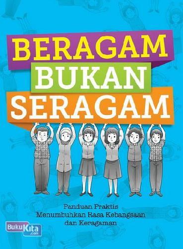 Cover Buku Beragam Bukan Seragam