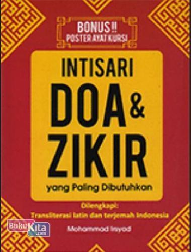 Cover Buku Intisari Doa dan Zikir yang Paling Dibutuhkan