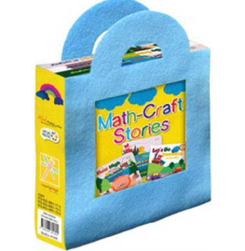 Cover Buku Math-Craft Stories
