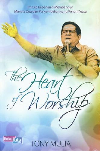 Cover Buku The Heart of Worship