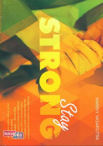 Cover Buku Stay Strong