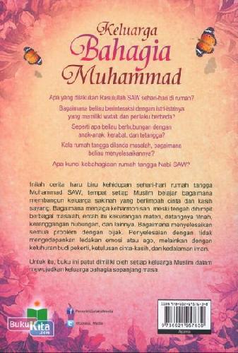 Cover Belakang Buku Keluarga Bahagia Muhammad