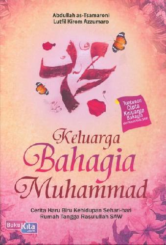 Cover Buku Keluarga Bahagia Muhammad