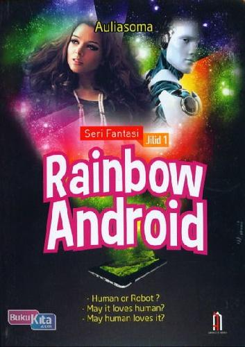Cover Rainbow Android Jilid 1