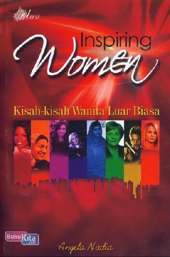 Cover Buku Inspiring Women (Kisah-Kisah Wanita Luar Biasa)