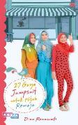 27 Gaya Jumpsuit untuk Hijab Remaja