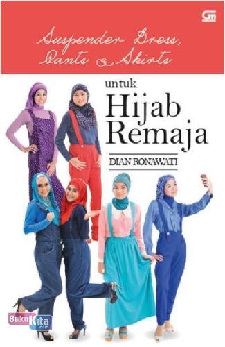 Cover Buku Suspender Dress, Pants dan Skirts untuk Hijab Remaja