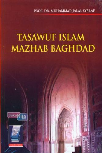 Cover Buku Tasawuf Islam Mazhab Bagdad