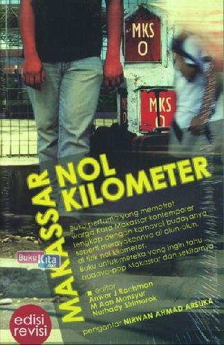 Cover Buku Makkasar Nol Kilometer