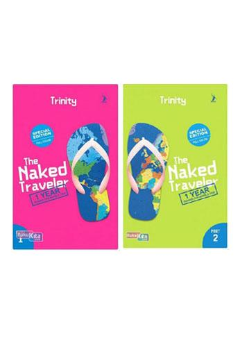 Cover Paket The Naked Traveler 1 Year Round The World Trip 1-2
