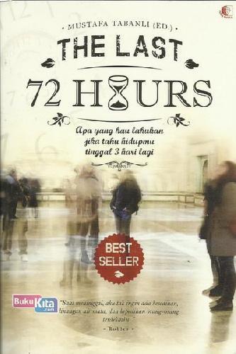Cover Buku The Last 72 Hours