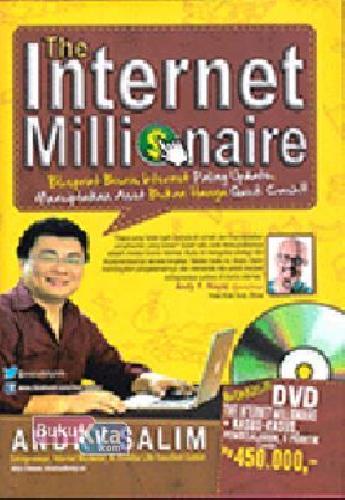 Cover Buku The Internet Millionaire