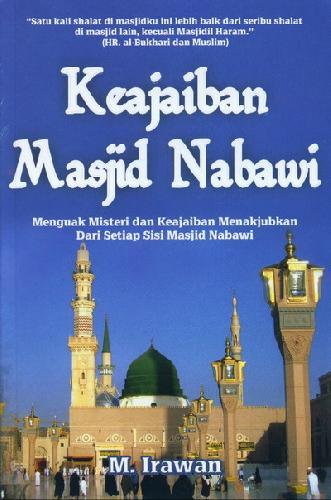 Cover Buku Keajaiban Masjid Nabawi