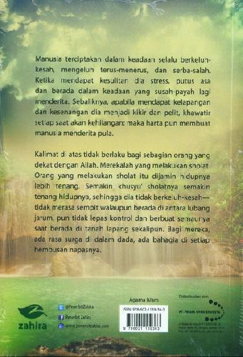 Cover Belakang Buku Ada Rasa Surga Dalam Dada